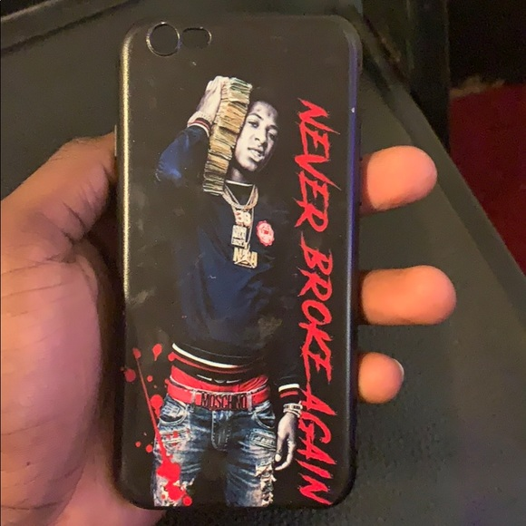 san francisco 04618 2ac02 NBA youngboy never broke again phone case